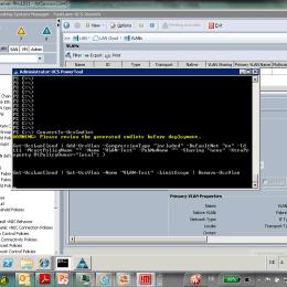 Cisco UCS PowerTools