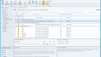 System Center Advisor now adds Monitoring for Virtual Machine