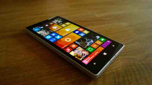 Windows Phone Nokia Lumia 930