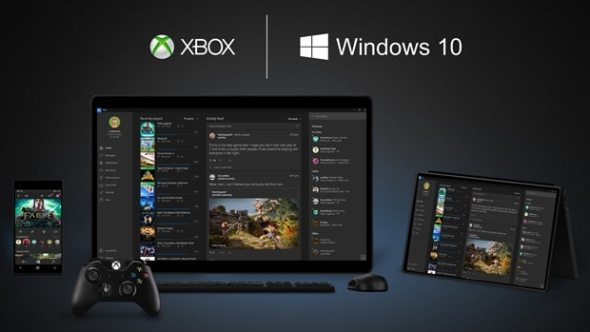 Windows 10 Xbox App