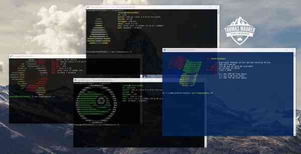Crazy times - You can now run Linux on Windows 10 from the ...