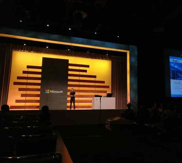 Speaking at Microsoft Ignite 2017