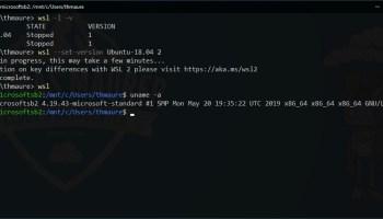 Install the new Windows Terminal (Preview) - Thomas Maurer