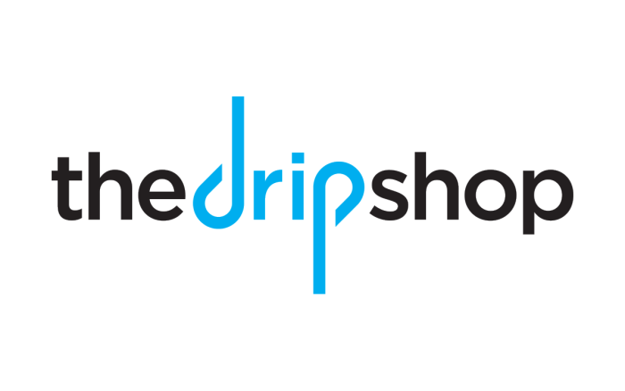 The Drip Shop logo