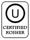 Kosher Certified - Orthodox Union