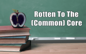 Common Core State Standards a Threat to Personal Liberty