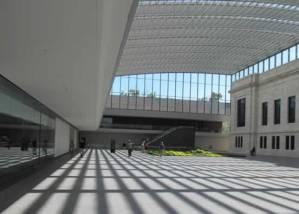 Cleveland Museum of Art's New Atrium