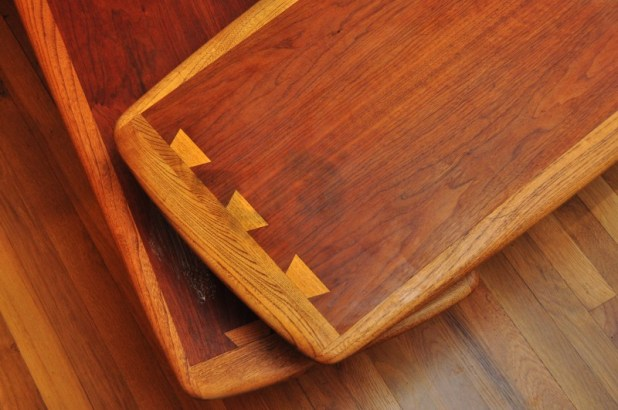 how to get heat stains off a wood table