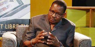 Newton Ahmed Barry