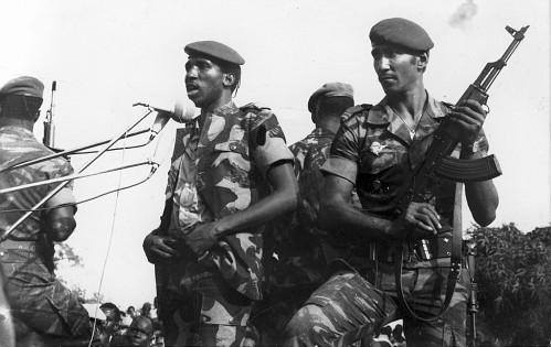 Facts about Thomas Sankara in Burkina Faso | My Blog
