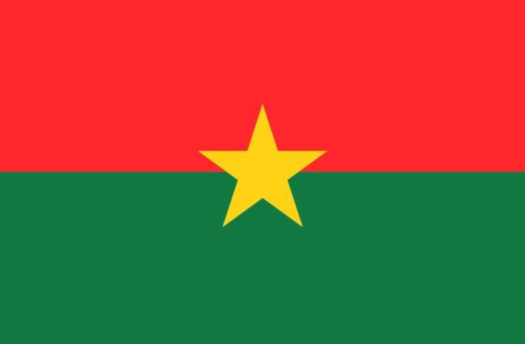 Drapeau du Burkina Faso