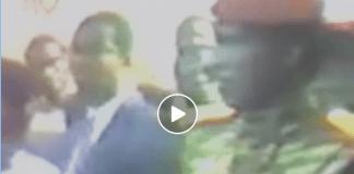 Video Sankara s'adresse au Burkinabè de Côte d'Ivoire