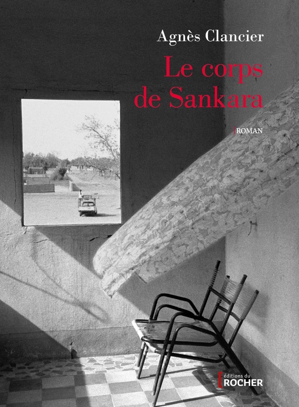 Couverture le corps de Sankara