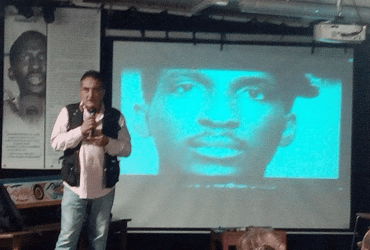 Silvestro Montanro Milano Sankara day 13 ottobre 2018