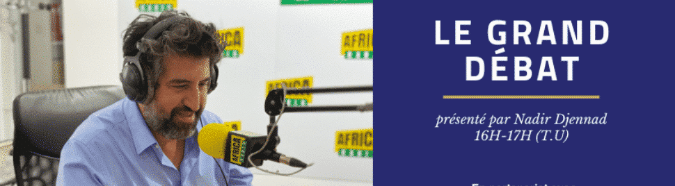 photo grand débat africaradio 22 10 2020