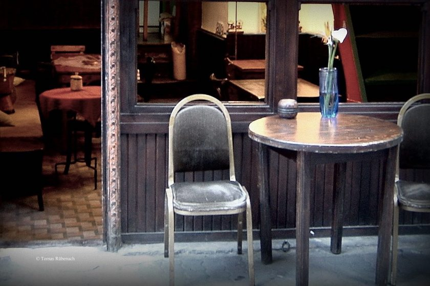 Café in Istanbul © Tom Rübenach