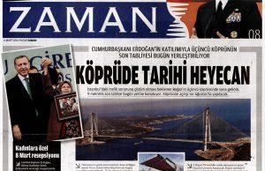 Braune Gleichschaltung à la Erdoğan © DTN