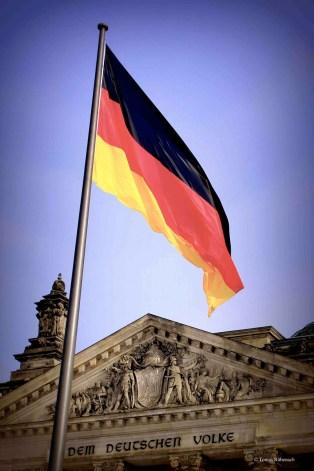 Einigkeit und Recht und Freiheit: Demokratie in Deutschland (c) Tom Rubenach