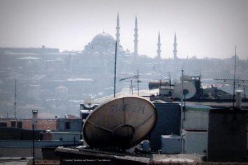 Istanbul | Satelliten und Minarette © Tom Rübenach