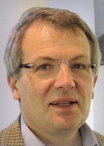 Dr Hugh Salvesen