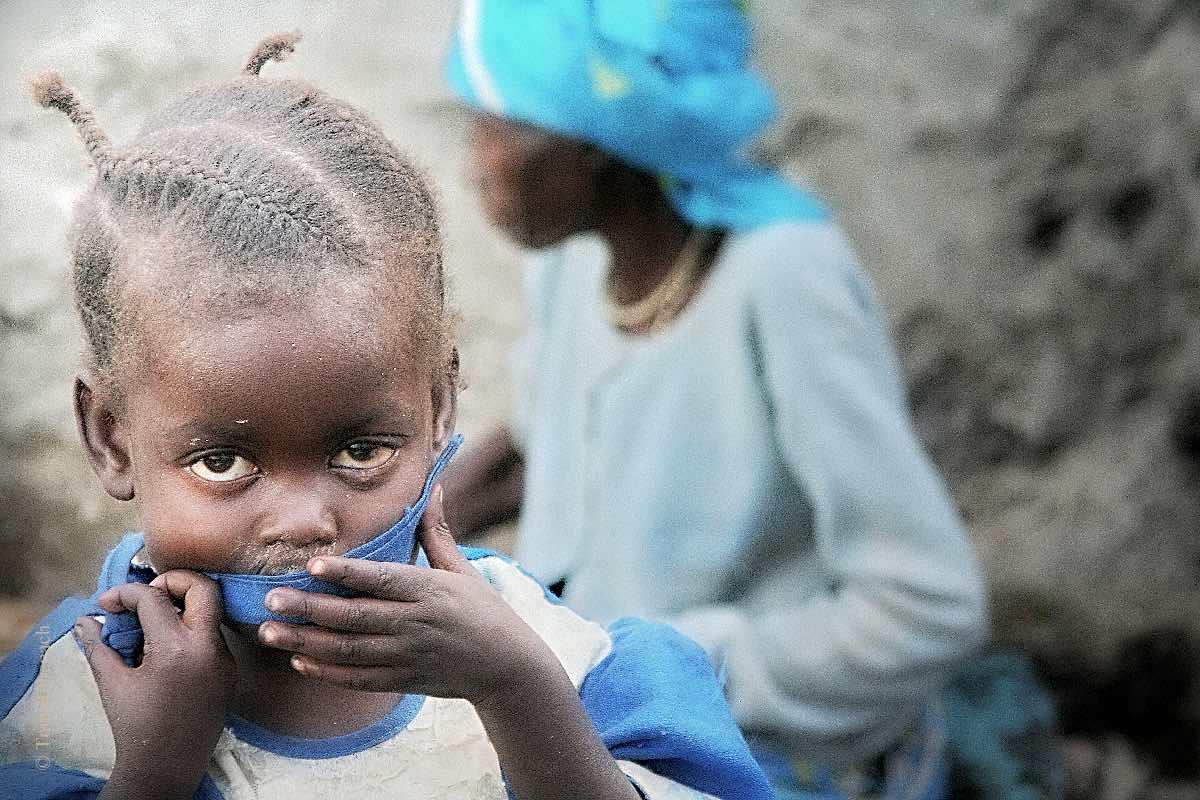Armutsbekämpfung | Zwanzig Sekunden für das Elend