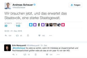 Bescheuert die Reaktion des CSU-Generals