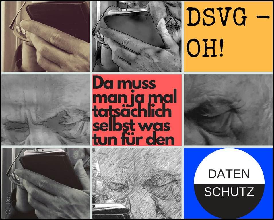 DSGVO | Datenschutzerklärung © tuDom