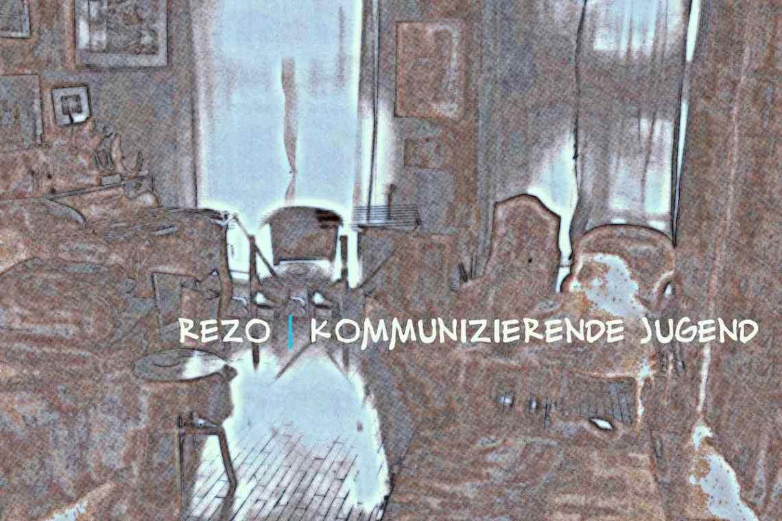 Titelbild: Rezo, der Youttuber, der die politische Diskussion beherrscht. © Tom Rübenach