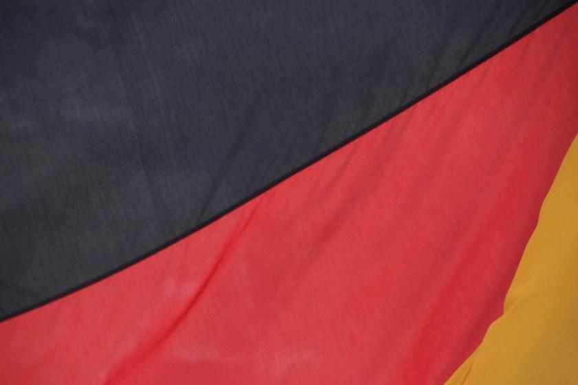 Deutschlandfahne - © Tom Rübenach