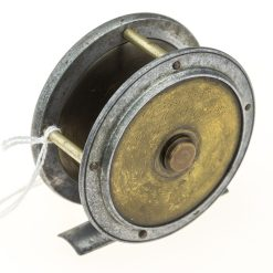 C Farlow and Co. Makers Part Aluminium Trout Reel 2 3/4 inch