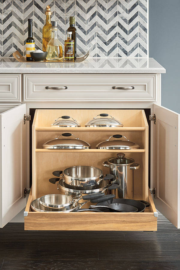 Thomasville Organization Pots And Pans Organizer