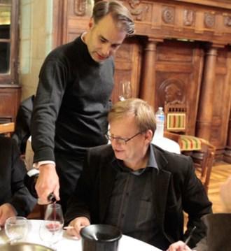 Jean-Nicolas Méo et Pierre Thomas
