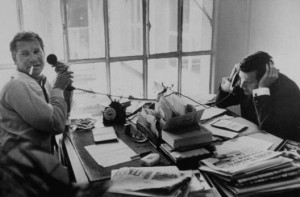 Christian Millau (1928, à gauche) et Henri Gault (1929 – 2000) ont réinventé le journalisme gastronomique français.