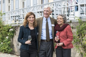 Laura De Cormis-Chiesa, Eric De Cormis et Henriette Chiesa-Burckhardt