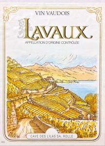 Et si Lavaux n'était finalement pas plus clair, hormis les grands crus (Dézaley et Calamin) et les villages (Saint-Saphorin, Epesses)?