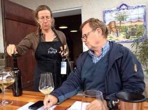 Ca rigole pas: aussi concentré que les vins...