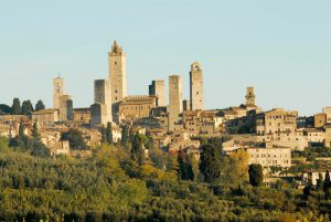 Les tours de San Gimignano.
