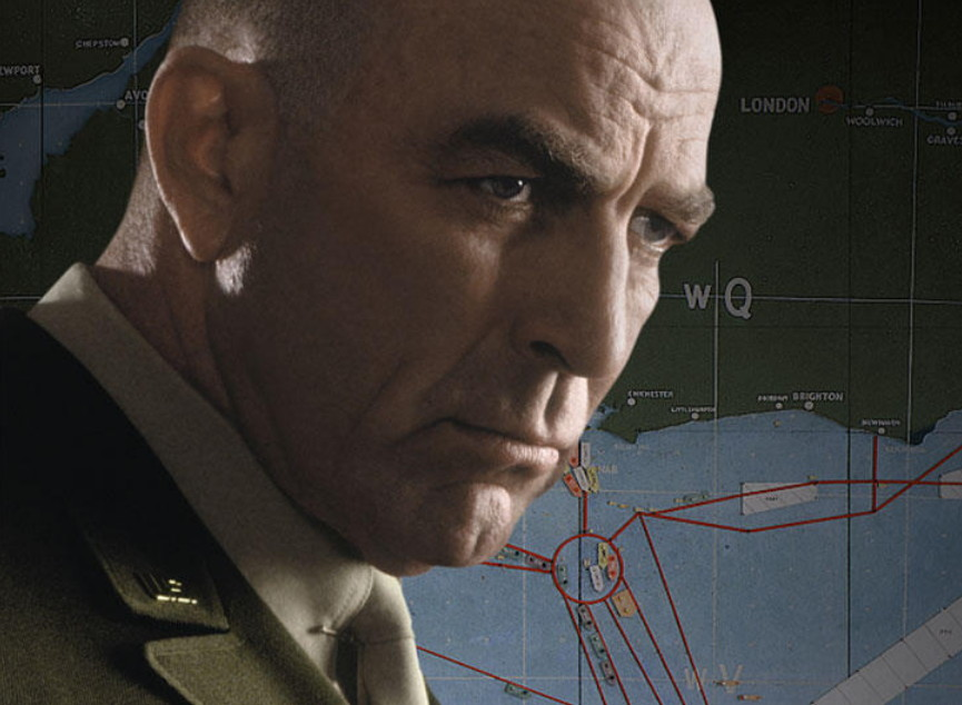 ike countdown to d day Free essay: abstract in the 2004 movie, ike: countdown to d-day, a profile of the leadership style of general dwight d eisenhower is presented as planning.