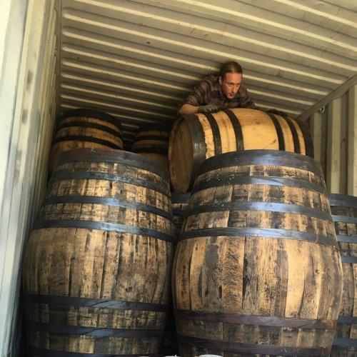 Whisky Barrels | Thompson Bros
