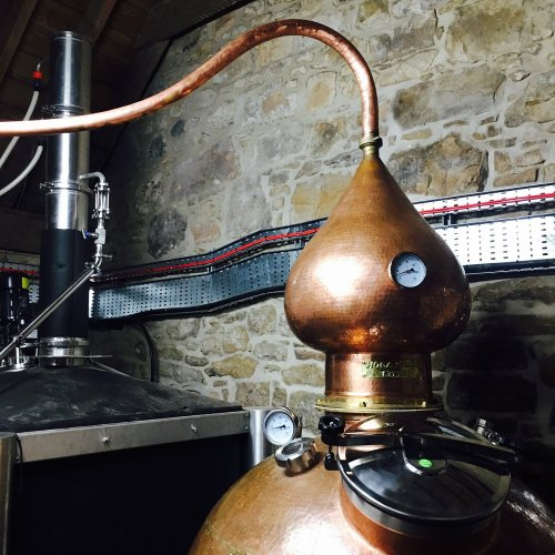How do you make whisky | Thompson Bros
