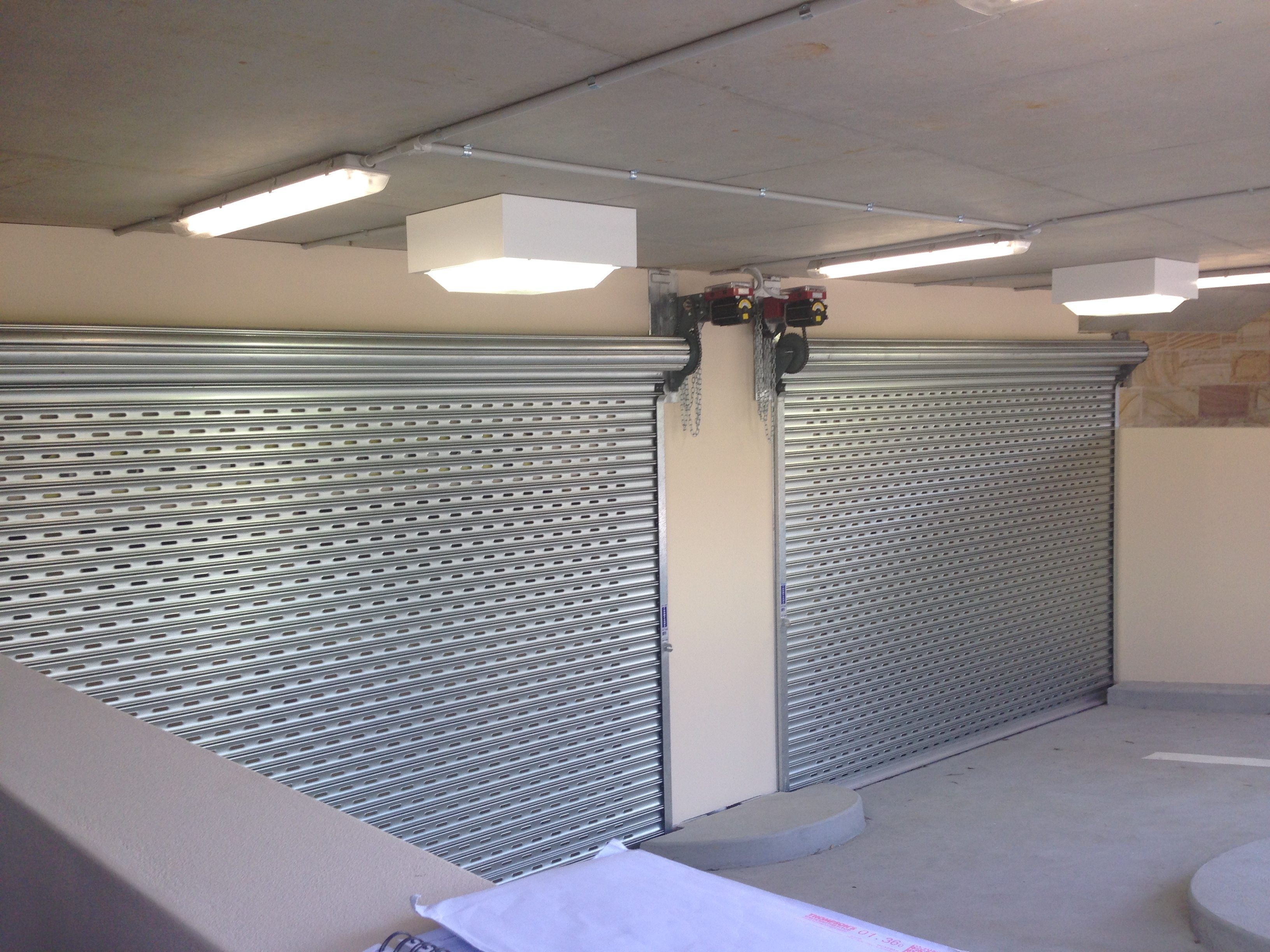 High Security Roller Shutters