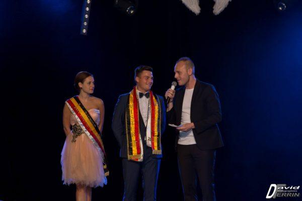 présentateur belge