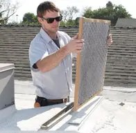 Air Conditioning Filter replacement, AC maintenance in Orange county
