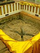 รอยพระพุทธบาทคู่-โบราณสถานสระมรกต-ปราจีนบุรี-32