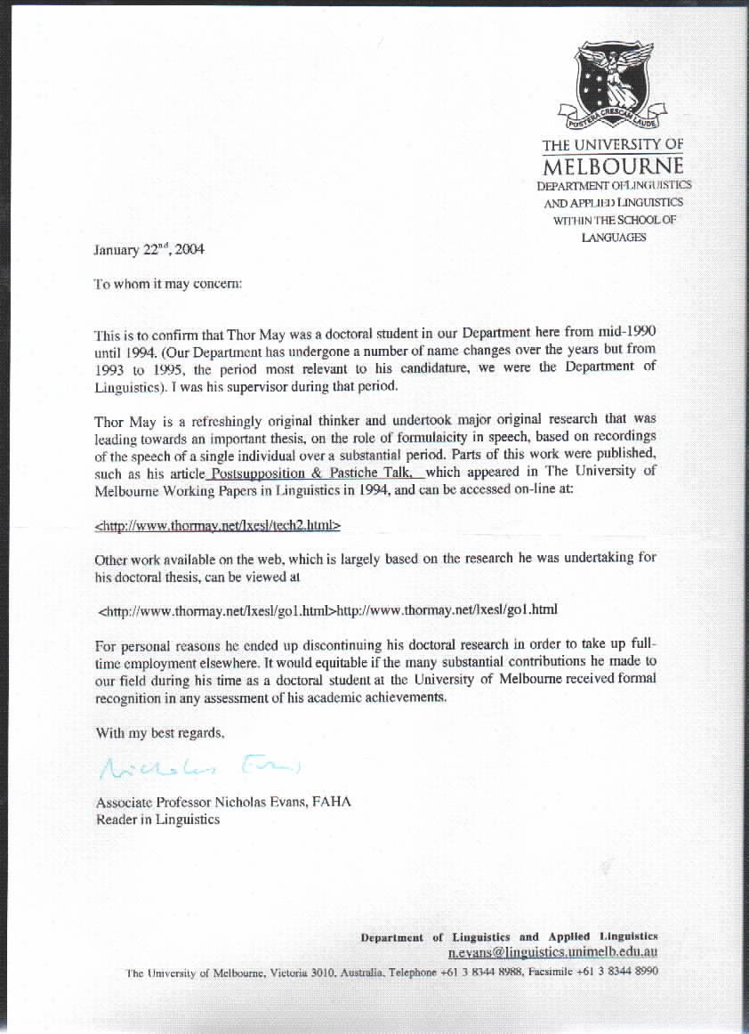 employee reference letter template australia standard resume