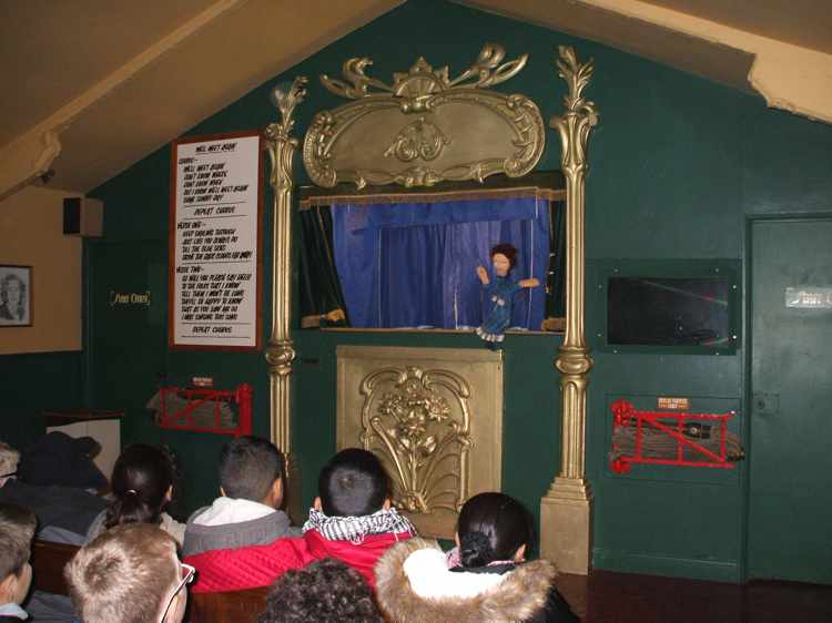 The children in Years 5 and 6 went to Eden Camp on Tuesday to find out more about what life was like during World War 2.