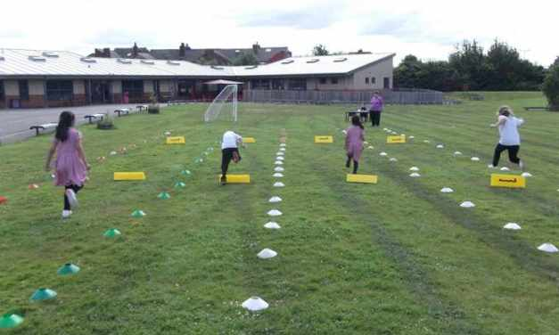 KS1 SPORTS DAY – Tuesday 5th July 2016