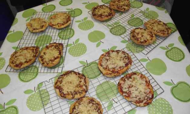 Baking Club – Pizzas