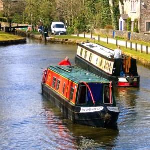 Cheshire Cat hire boat thorn marine warrington