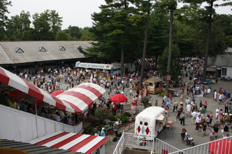 Saratoga Race Course